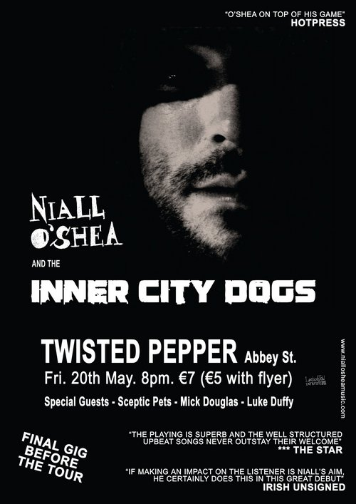 Breaking Tunes - Niall OShea and the Inner City Dogs